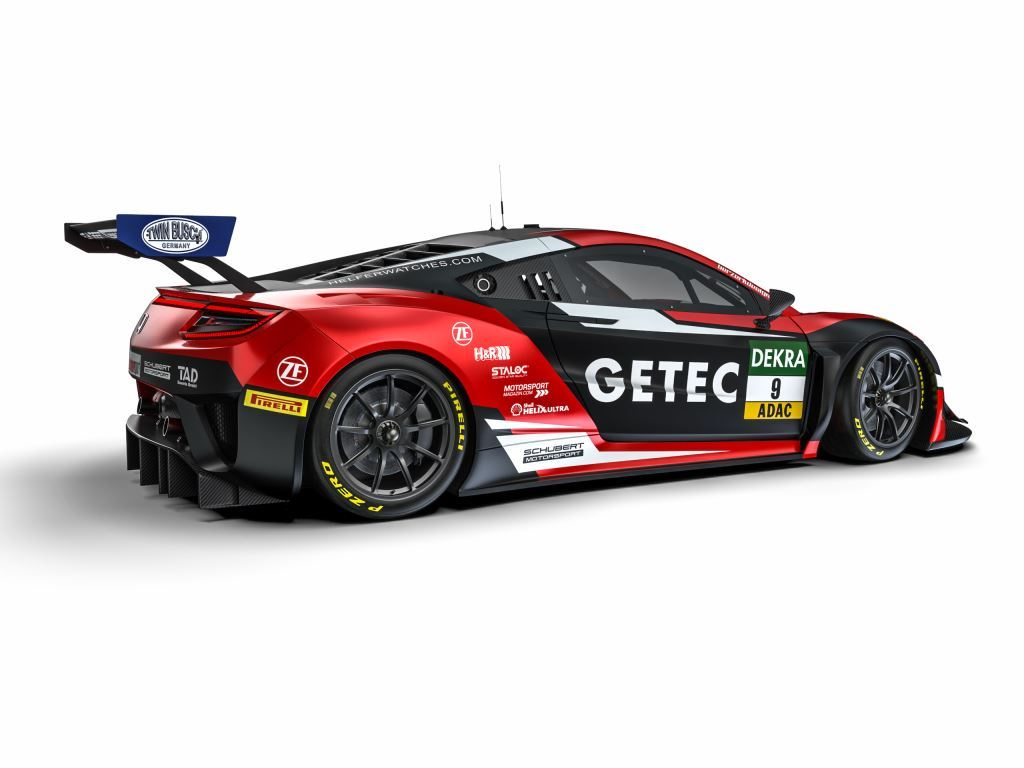 Honda Nsx Gt3 Schubert Motorsport